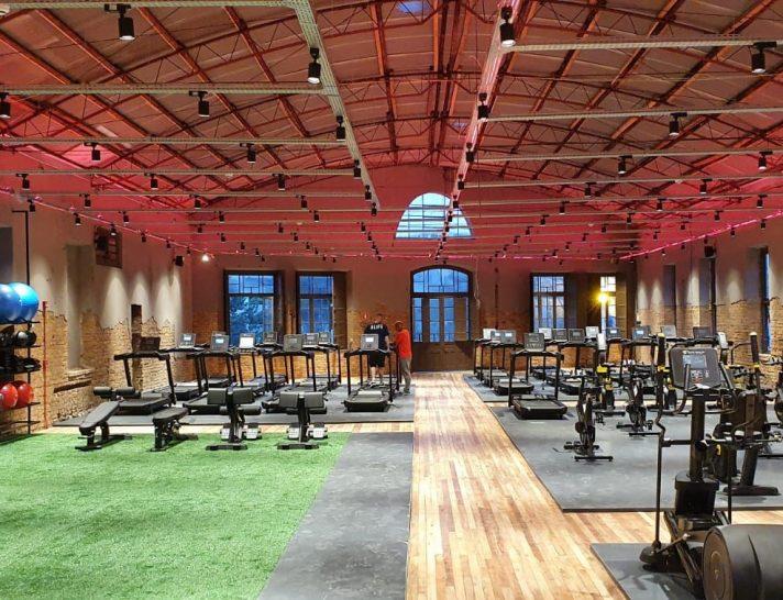 Inkore Fitness abre franquia em prédio histórico no Largo da Estação